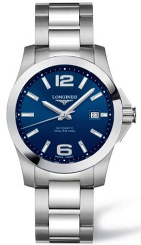 Longines Watch Conquest Gents D