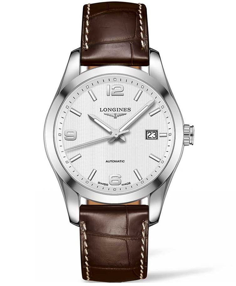 Longines Watch Conquest Classic Mens