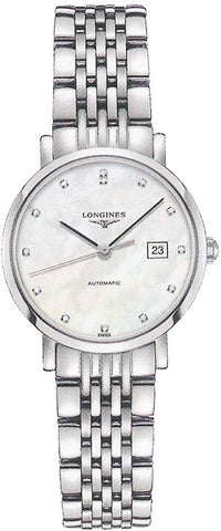 Longines Watch Elegant Ladies