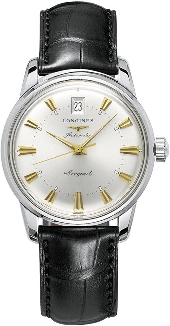 Longines Watch Conquest Heritage