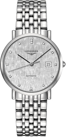 Longines Watch Elegant Collection Mens