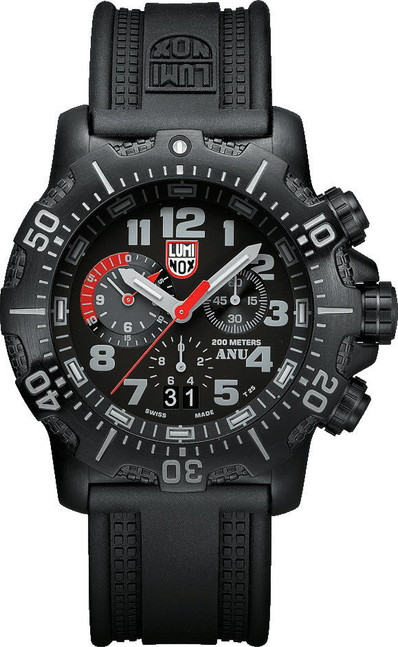 Luminox Watch Navy Use ANU Chronograph