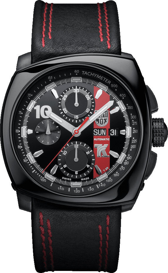 Luminox Watch Tony Kanaan PC Carbon Chronograph 1100 Series