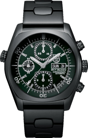 Luminox Watch SR-71 Blackbird 9080 Series