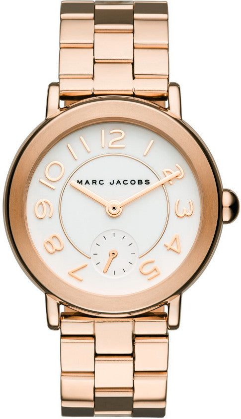 marc jacobs watch riley ladies