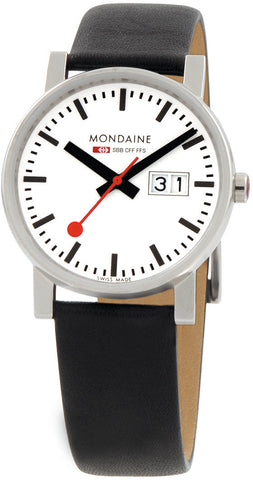 Mondaine Watch Evo Big Date