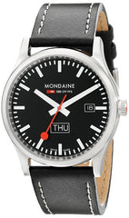 Mondaine Watch Sports Line Gents Day Date