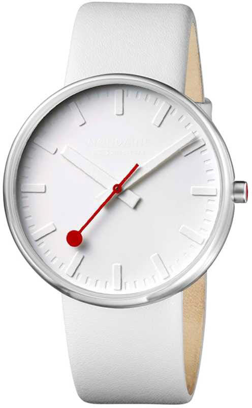 Mondaine Watch Giant White Limited Edition Mondaine Watch Giant White  Limited Edition ae09247268