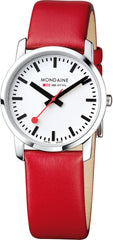 Mondaine Watch Simply Elegant