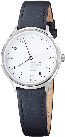 Mondaine Watch Helvetica No1 Regular 33