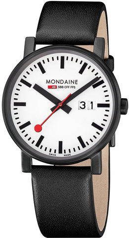 Mondaine Watch Evo 40 Big Date