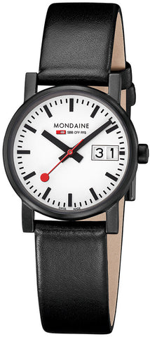 Mondaine Watch Evo Big Date Ladies