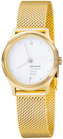 Mondaine Watch Helvetica No1 Light