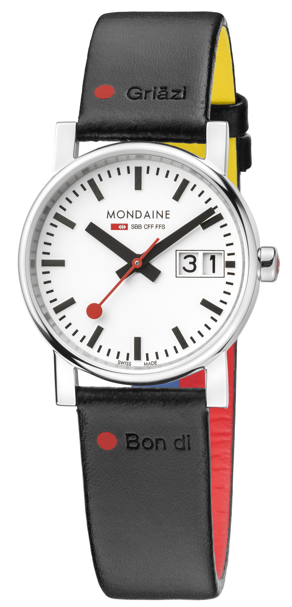 Mondaine Watch SBB Nord Sud