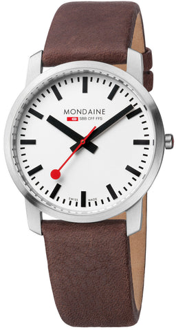 Mondaine Watch SBB Simply Elegant