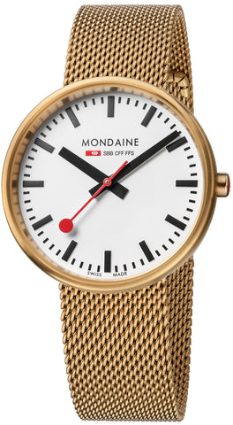 Mondaine Watch SBB Mini Giant