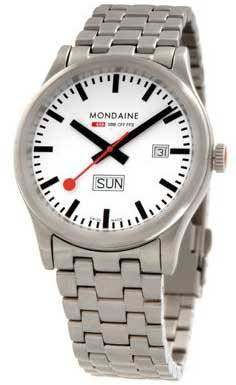 Mondaine Watch Sport I Day Date