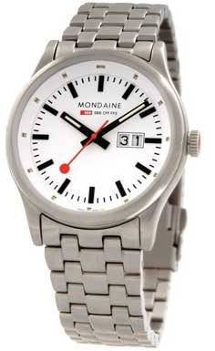 Mondaine Watch Sport I Night Vision