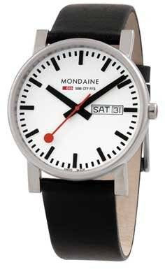 Mondaine Watch Evo 38 Day Date