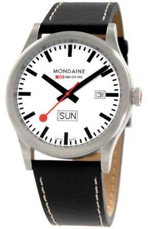 Mondaine Watch Sport Line Gents Day Date