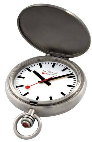Mondaine Savonnette II Pocket Watch D