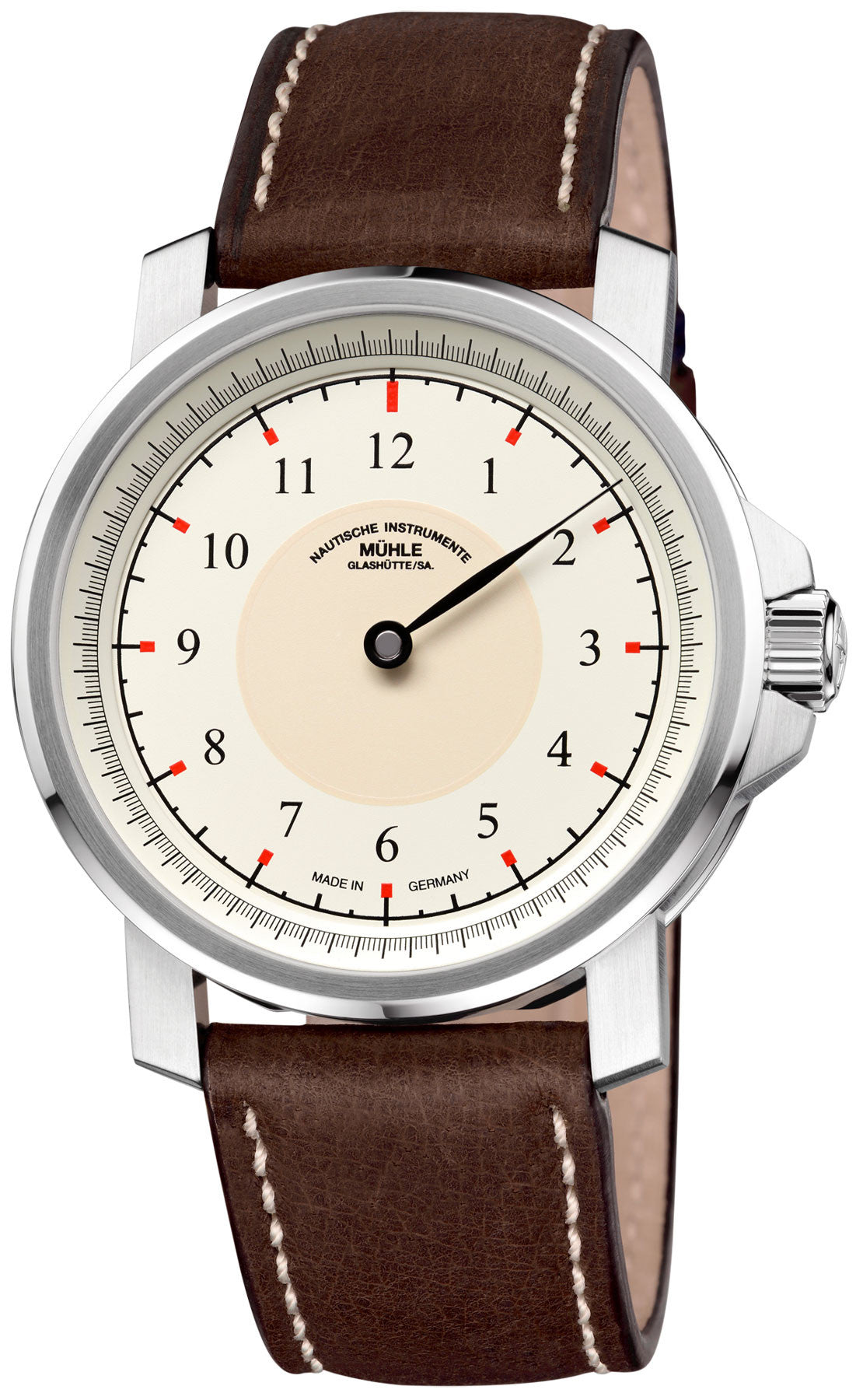 Muhle glashutte watch m 29 classic einzeiger m1 25 59 lb watch for Muhle watches