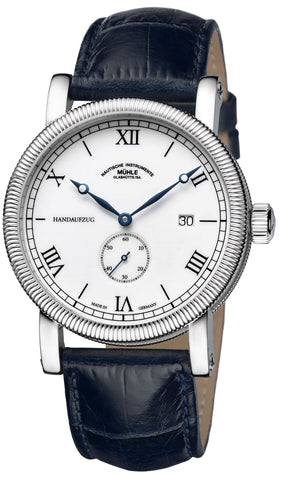 Muhle Glashutte Watch The Teutonia III Handaufzug Kleine Sekunde