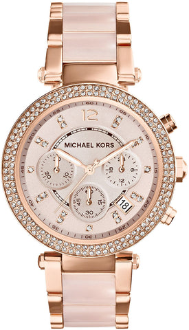 Michael Kors Watch Parker Chronograph