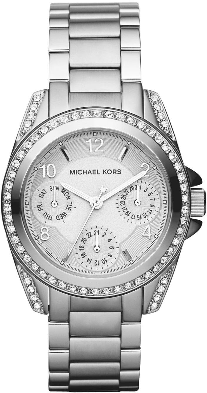 Michael Kors Watch Mini Blair Chronograph