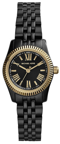 Michael Kors Watch Lexington Black D