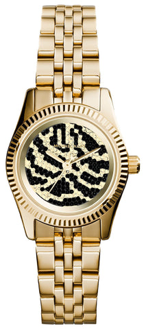 Michael Kors Watch Lexington Gold D