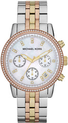Michael Kors Watch Ritz Chronograph