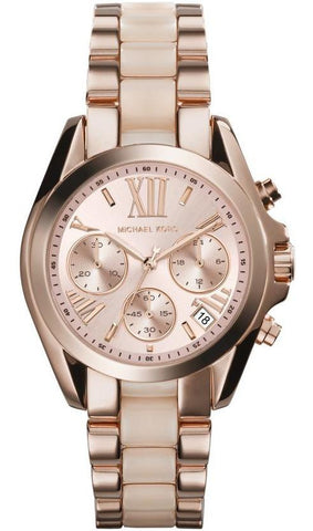 Michael Kors Watch Bradshaw Chronograph
