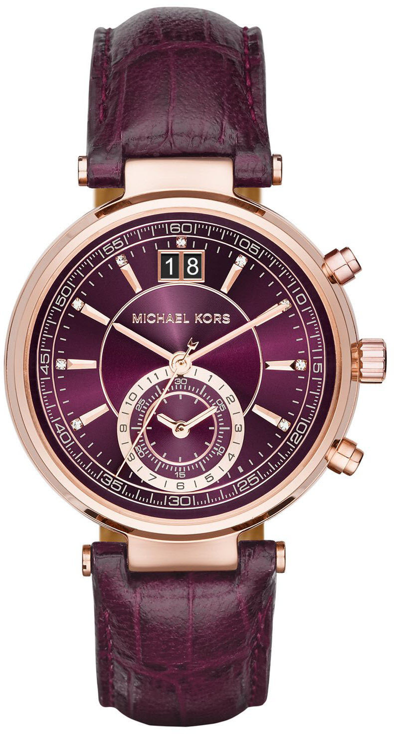 Michael Kors Watch Lux Ladies D