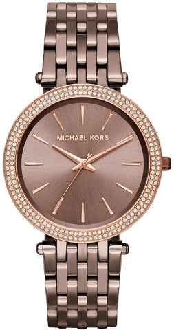 Michael Kors Watch Darci Sable Ladies