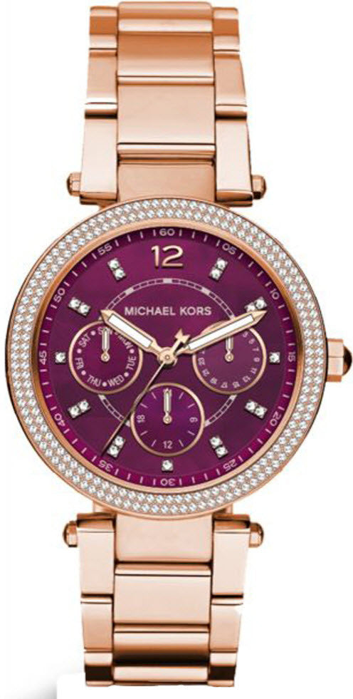 Michael Kors Watch Lux Ladies