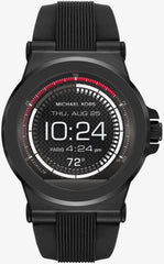 Michael Kors Watch Access Dylan Silicone Smartwatch S