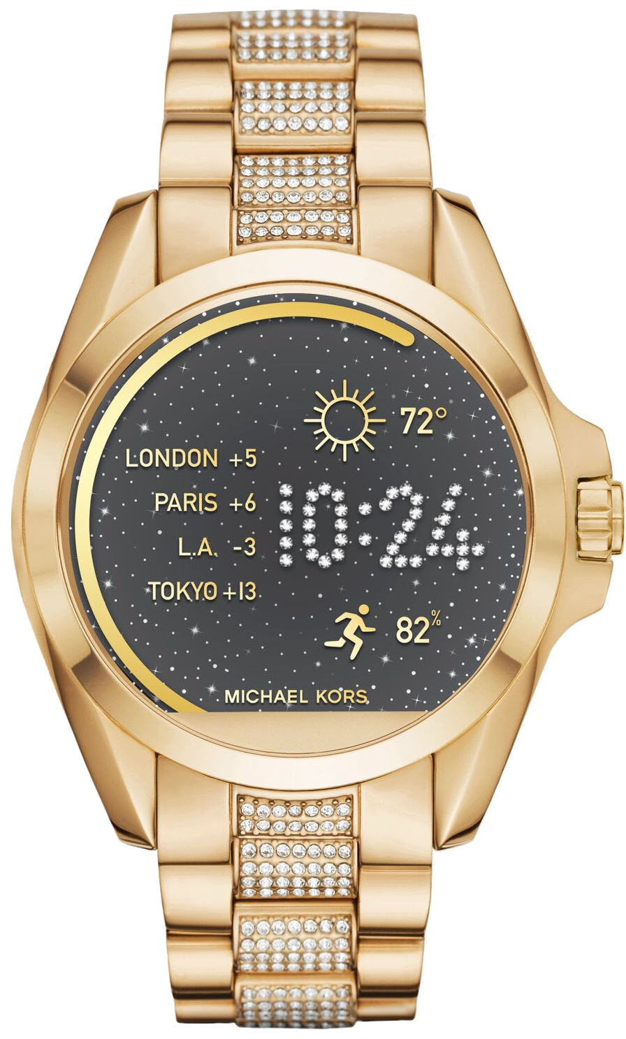 michael kors watch smartwatch video