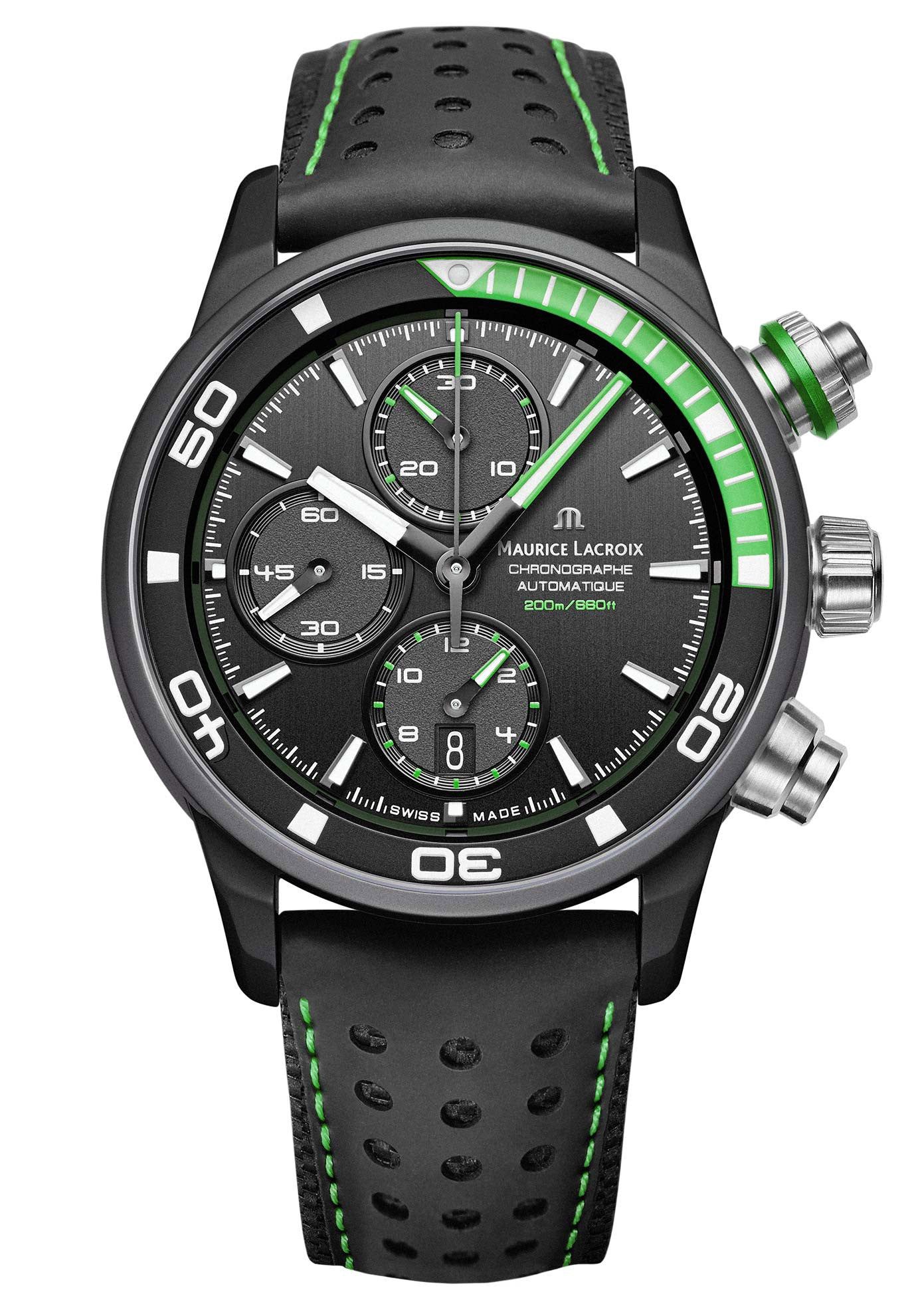 Maurice Lacroix Watch Pontos S Extreme Mens