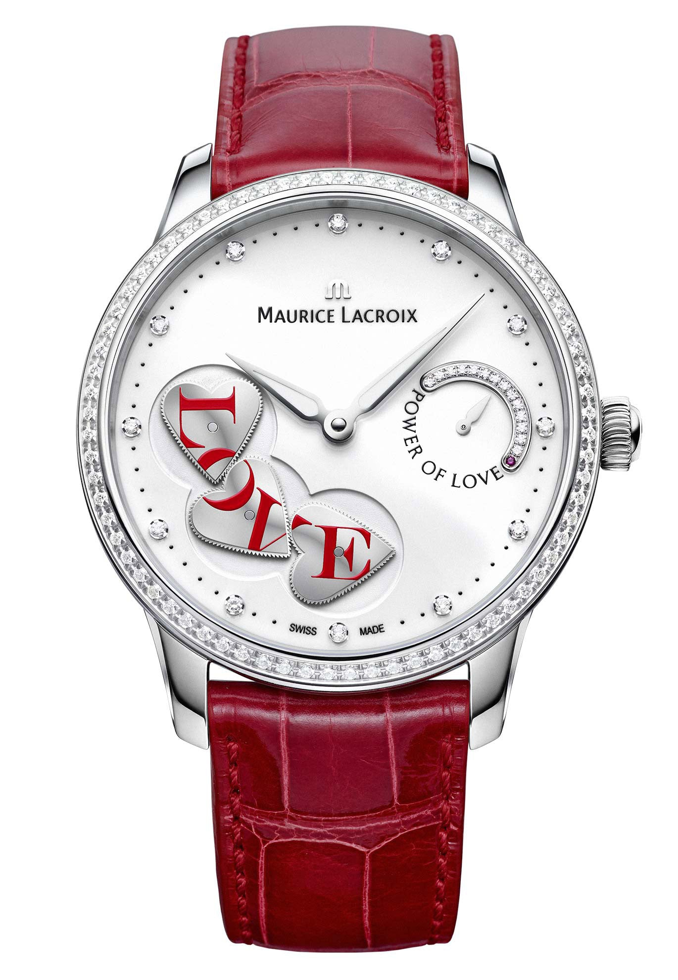 Maurice Lacroix Watch Masterpiece Power of Love