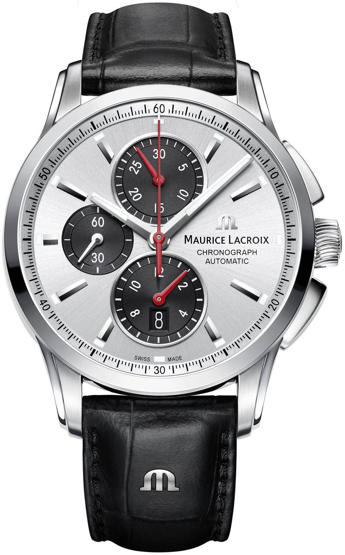 Maurice Lacroix Watch Pontos Chronograph