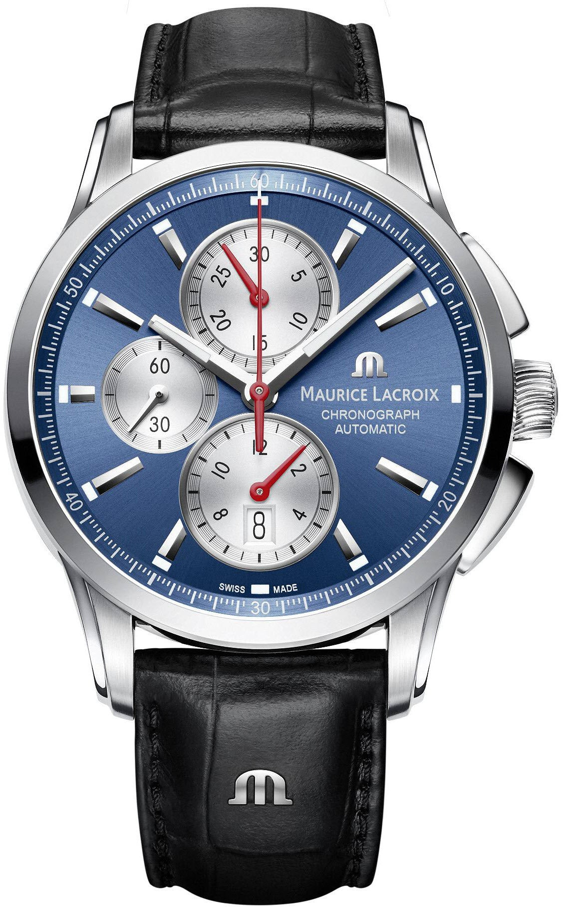 Maurice Lacroix Watch Pontos Chronograph Mens