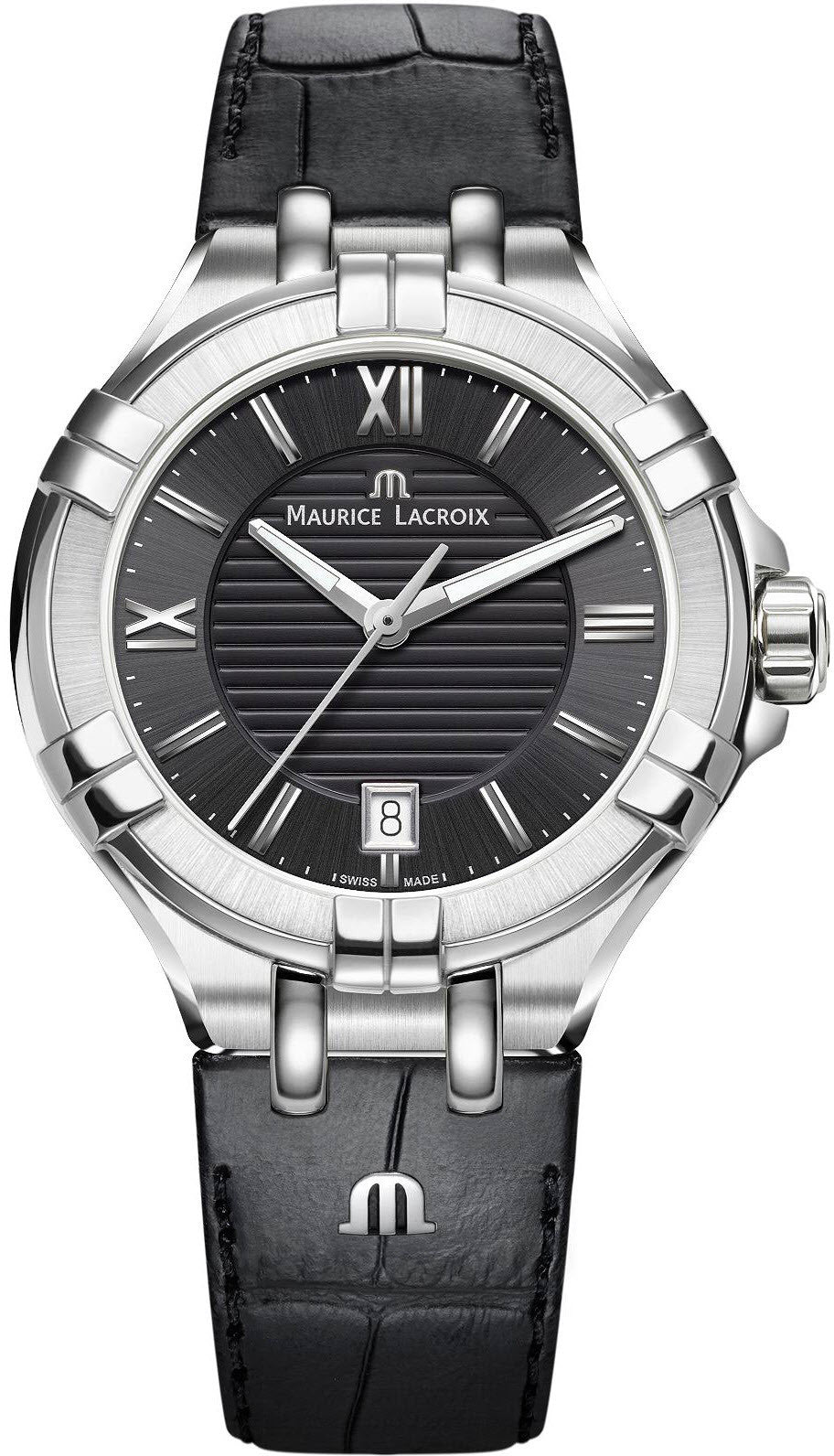 Maurice Lacroix Watch Aikon 3 Hands Ladies