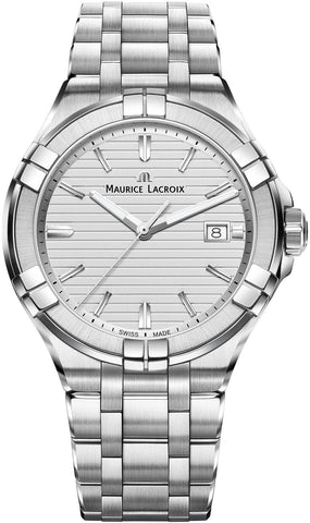 Maurice Lacroix Watch Aikon 3 Hands Mens