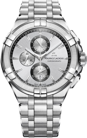 Maurice Lacroix Watch Aikon Chronograph Mens