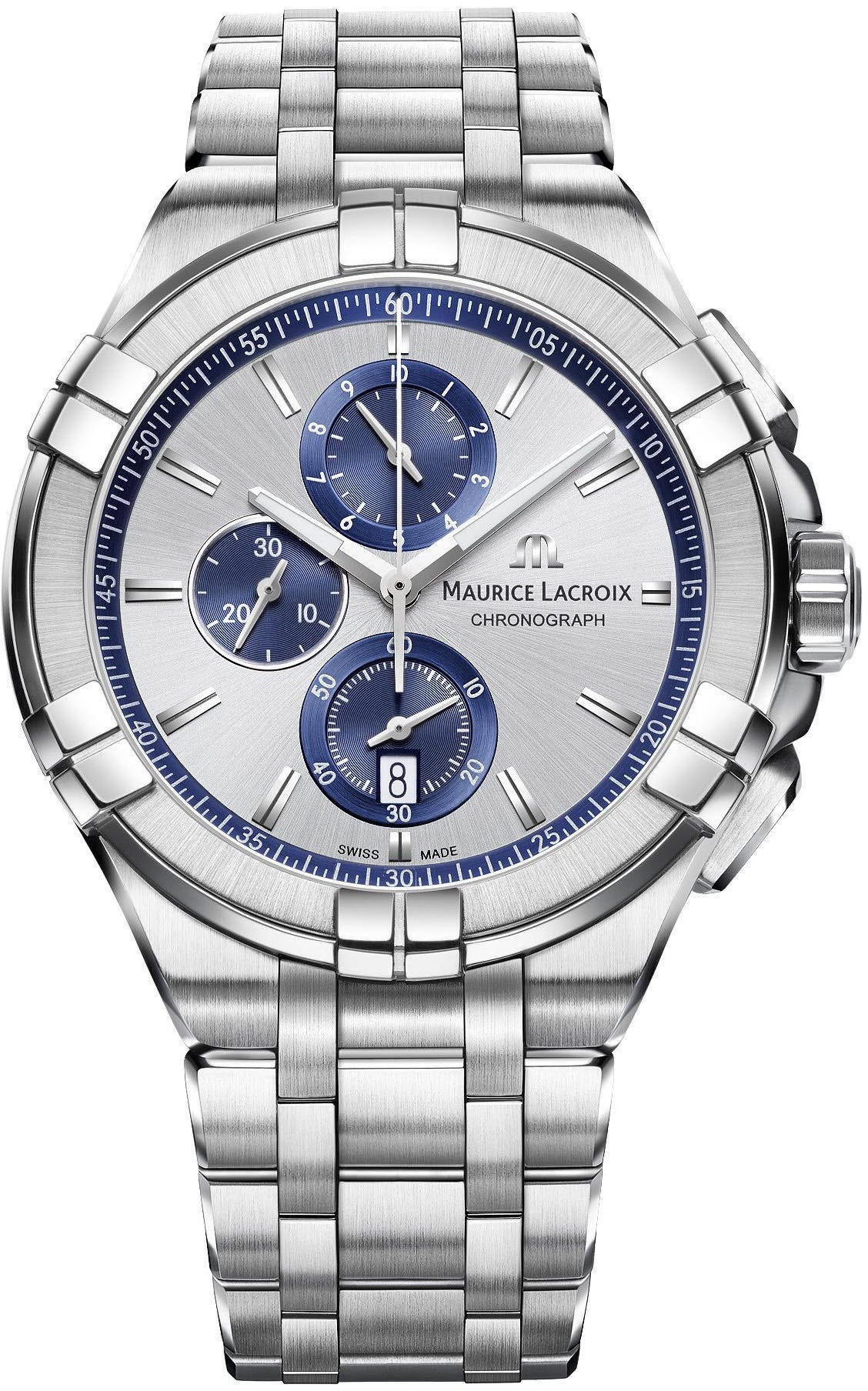 Maurice Lacroix Watch Aikon Chronograph