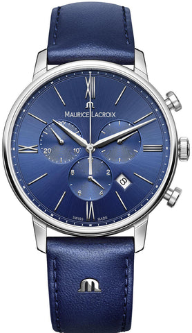 Maurice Lacroix Watch Eliros Chronograph Mens