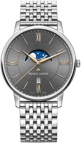 Maurice Lacroix Watch Eliros Moon Phase