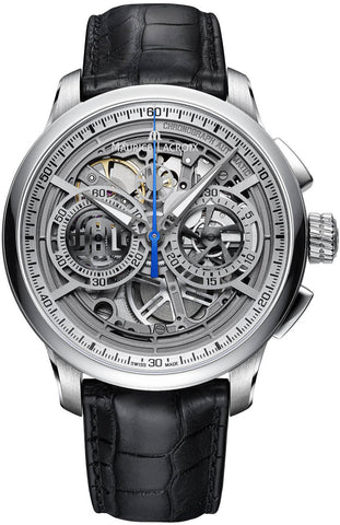 Maurice Lacroix Watch Masterpiece Skeleton Chronograph