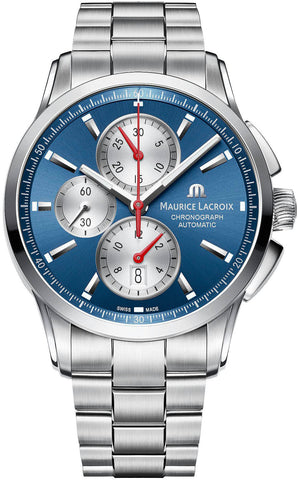 Maurice Lacroix Watch Pontos Day Chrono